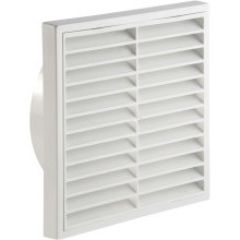 Manrose Fixed Grille 6 Inch 1192B 6""