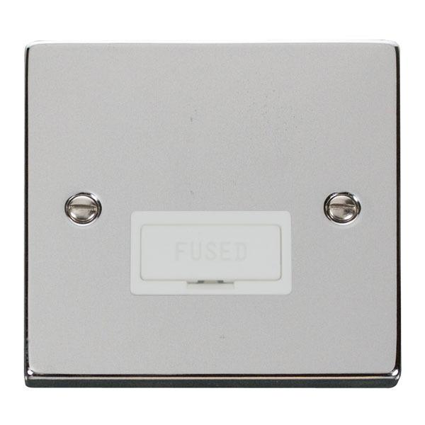 Click VPCH650WH 13A Fused Connection Unit