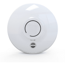 230V AC Smoke Alarm With 10yr Lithium Battery Back-Up