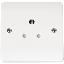5A Round Pin Socket Outlet