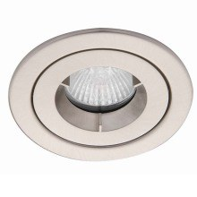 Ansell AMICD/IP65/SC iCage Mini Satin Chrome Fire Rated Downlight 50W GU10
