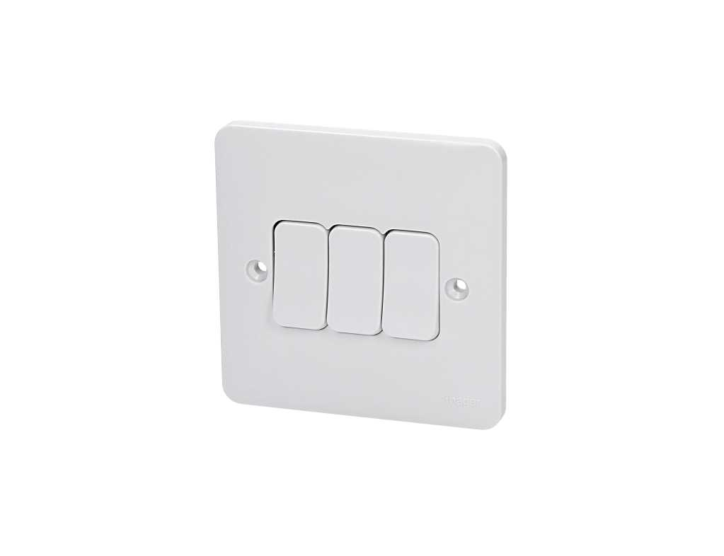 3 Way Switch Socket