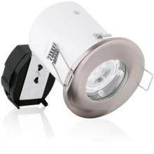 Aurora A2-DLM943PC GU10 Pressed IP65 Fire Rated Downlight