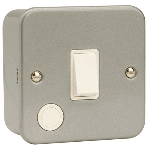 Click CL022 20A DP Switch With Optional Flex Outlet