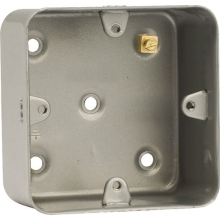 Click CL085 1 Gang Mounting Box