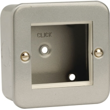 Click CL311 Single Plate (Twin Media Module Aperture)