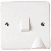 Click CMA022 20A DP Switch with Flex Outlet