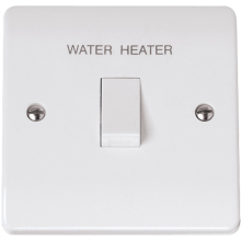 Click CMA040 20A DP Switch 'Water Heater'