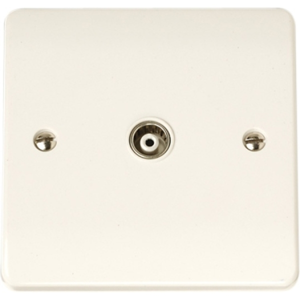 Click CMA158 Single Isolated Coaxial Plate