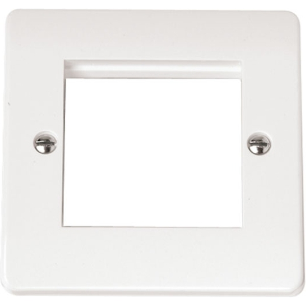 Click CMA311 Single Plate (Twin Media Module Aperture)