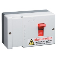 Click DB700 80A Fused Main Switch (80A HRC Fuse Fitted)