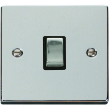 Click Deco Polished Chrome DP Control Switch