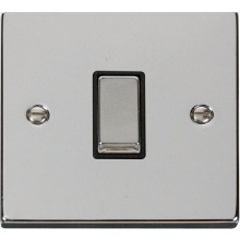 Click Deco Polished Chrome Intermediate Switch