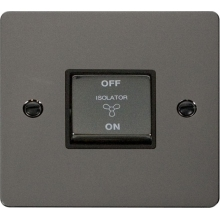 Click FPBN520BK Ingot 10A 3 Pole Fan Isolation Switch