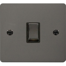 Click FPBN722BK Ingot 20A 1 Gang DP Switch