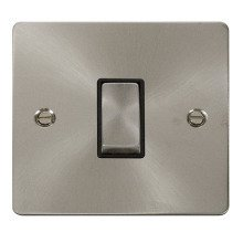 Click FPBS425BK Ingot 10AX 1 Gang Intermediate Switch