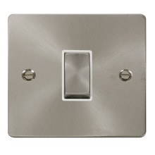 Click FPBS425WH Ingot 10AX 1 Gang Intermediate Switch