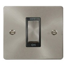 Click FPBS500BK Ingot 1 Gang 45A DP Switch