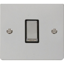 Click FPCH411BK Ingot 10AX 1 Gang 2 Way Switch