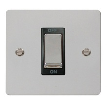 Click FPCH500BK Ingot 1 Gang 45A DP Switch