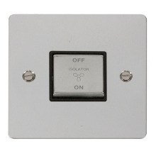 Click FPCH520BK Ingot 10A 3 Pole Fan Isolation Switch