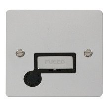 Click FPCH550BK Ingot 13A Connection Unit + Flex Outlet