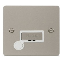 Click FPPN550WH Ingot 13A Connection Unit + Flex Outlet