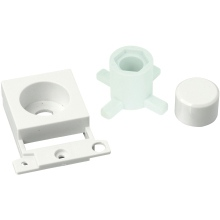 Click MD150PW Dimmer Module Mounting Kit - Polar White