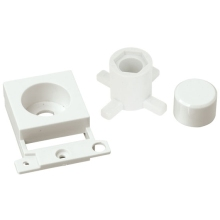 Click MD150WH Dimmer Module Mounting Kit