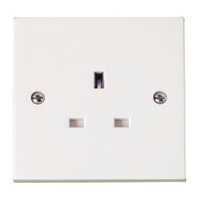 Click PRW030 1 Gang 13A Socket Outlet