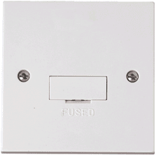 Click PRW050 13A Fused Connection Unit