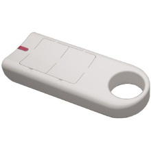 Click RF KEY/W 4 Channel Keyfob Remote (White)