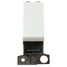 Click Scolmore MD028WH 10A Intermediate Switch Module - White