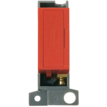Click Scolmore MD047RD 13A Fused FCU Module - Red