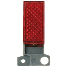 Click Scolmore MD280 240V Red Indicator Module