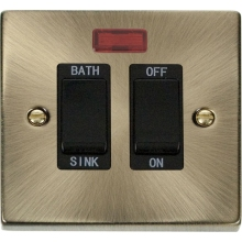 Click VPAB024 20A DP Sink/Bath Switch