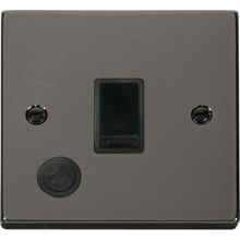Click VPBN022BK 20A 1 Gang DP Switch With Flex Outlet