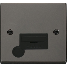 Click VPBN050BK 13A Fused Connection Unit With Flex Outlet