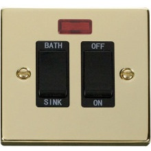 Click VPBR024BK 20A DP Sink/Bath Switch