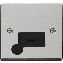Click VPCH050BK 13A Fused Connection Unit With Flex Outlet