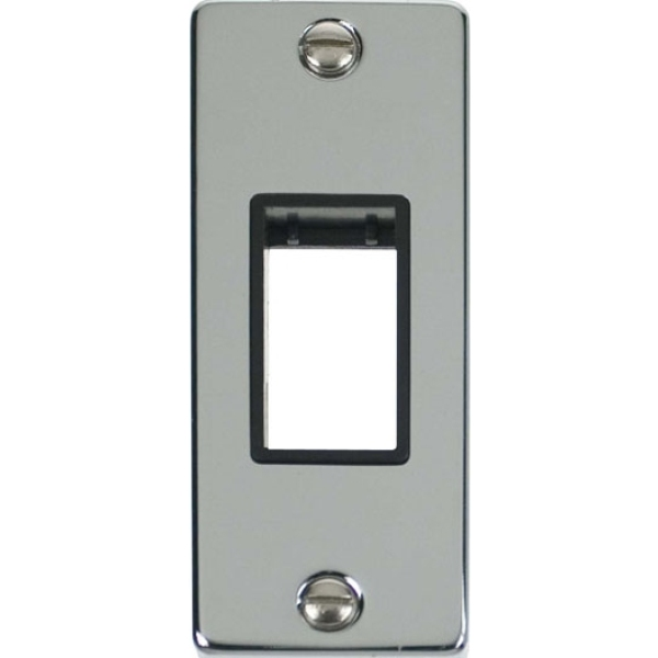 Click VPCH471 Single Architrave Plate & Aperture