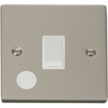Click VPPN022WH 20A 1 Gang DP Switch With Flex Outlet