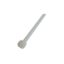 CT100-2.5N Cable Tie Pack - Natural (Pk100)