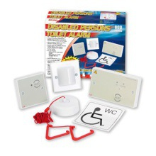 C-TEC NC951 Accessible Toilet Alarms