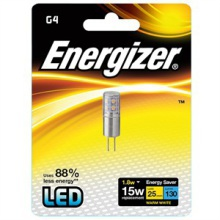 Energizer S8099 G4 LED Warm White Lamp