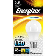 Energizer S8122 10W LED GLS ES Opal Warm White