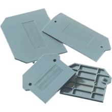 Europa CTSEP5U 2.5mm-4mm End Plate For Din Term