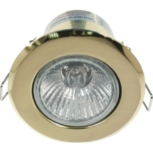 Flameguard 50 Watt 240 Volt Fixed Downlighter GU10.