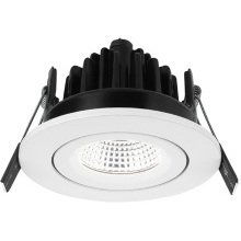 Greenbrook LEDDLT4000W 9W Dimmable Downlight Tilt Cool White IP65