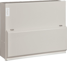 Hager VML106 100A 6 Way Main Switch Consumer Unit